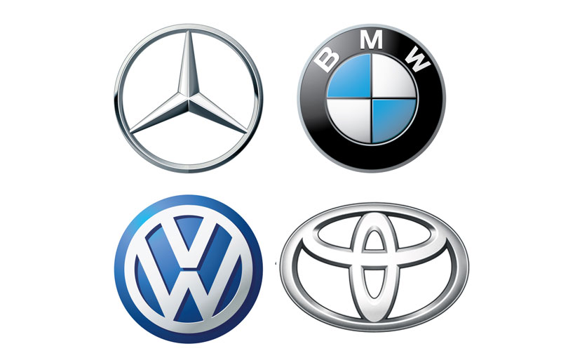 Toyota, Mercedes, Subaru: The meaning behind ten popular car emblems