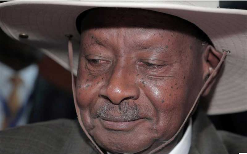 Uganda Elections:  Museveni has early lead in election, preliminary results show