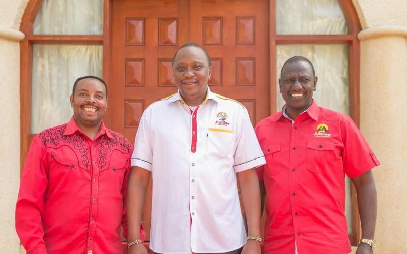 Uhuru will be praised once he leaves office: Ben Githae