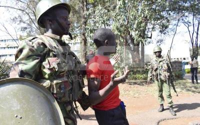 University of Nairobi student dies after police 'raid'