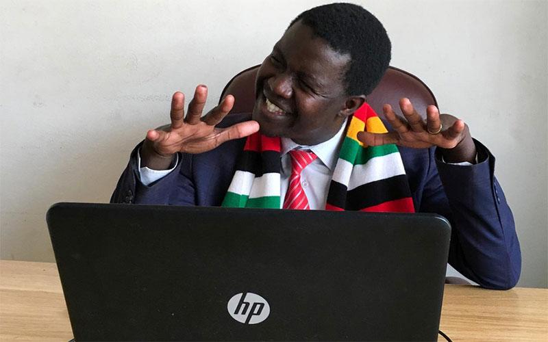 Victor Mpofu: Comedian mocks Zimbabwe's government, despite fear of reprisal
