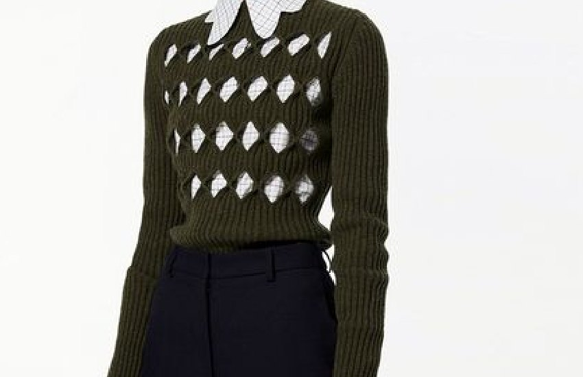 Victoria Beckham sells jumper full of holes for Sh91,000 - and it's already sold out