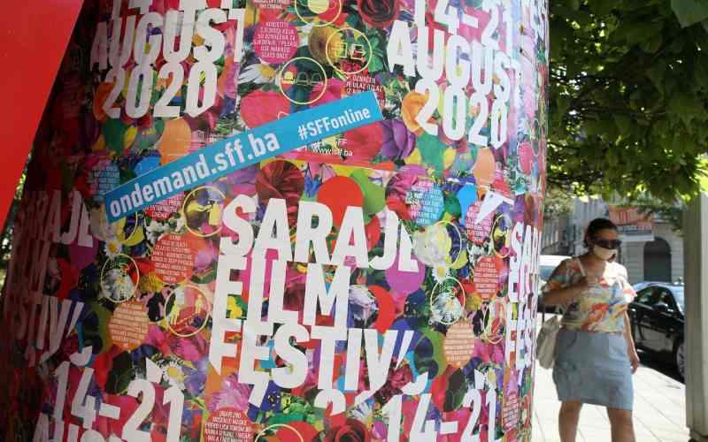 Virus spike pushes Sarajevo Film Festival online