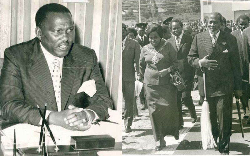 When Jomo Kenyatta caught Paul Ngei flirting with his daughter Margaret