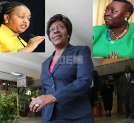 Why Charity Ngilu could just be Kenya's first female governor