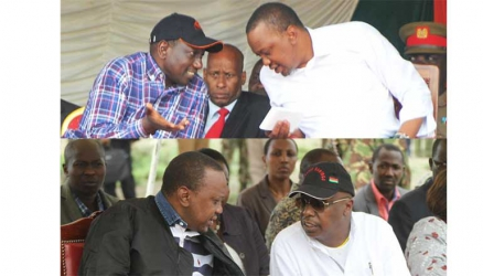 Why DP William Ruto may dump President Uhuru if Gideon Moi joins the high table