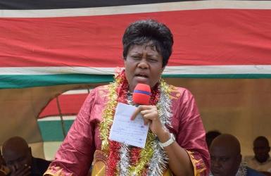 Why I donated ngothas to school kids— MP