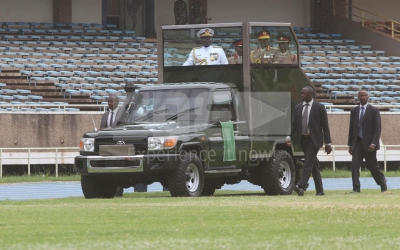 Why Uhuru's car will be driven on green carpet during swearing in ceremony