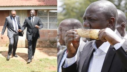 William Ruto: How he rose from roadside kuku-seller to multi-billionaire