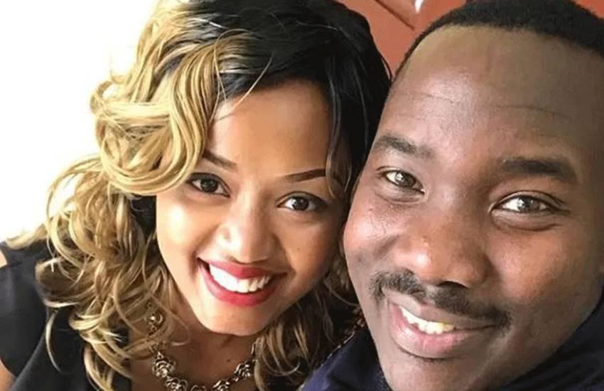 Willis Raburu's wife Marya off Instagram, deactivates account