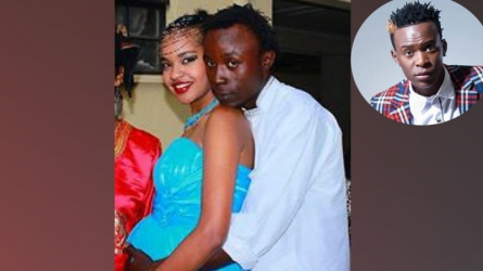 Willy Paul's ex is happily married