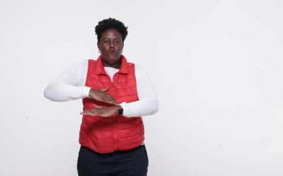 Winnie Odinga: I work for my dad, I'm his bodyguard