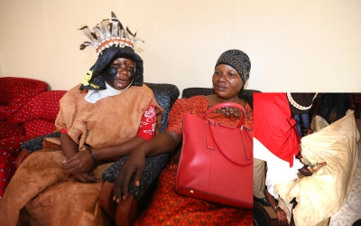 Witchcraft helped me 'catch' my cheating husband with my sister- Nakuru woman says after romping duo get stuck