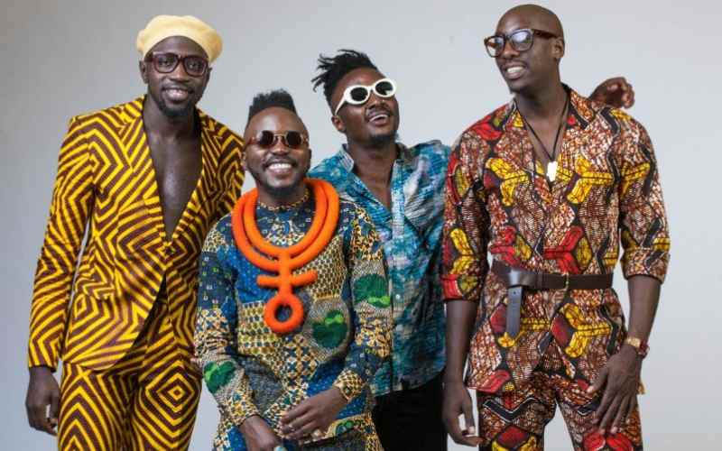 Wizkid and Sauti Sol have 300 songs together — Sandra Bartonjo