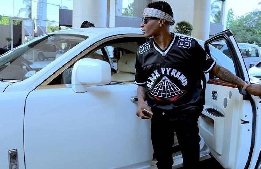 Wizkid teases 'Made in Lagos' with star-studded features