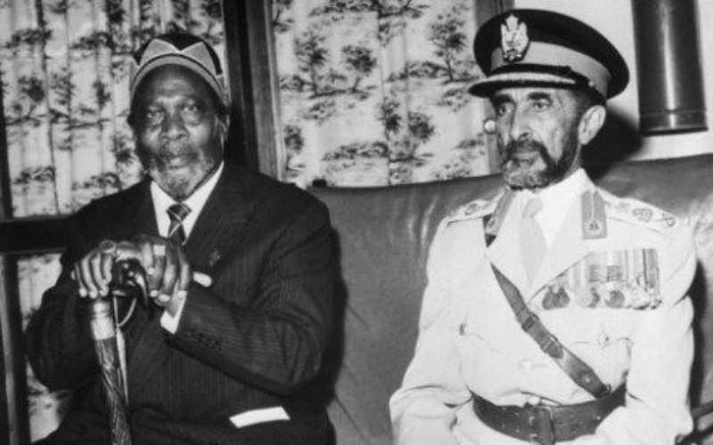 Emperor Haile Selassie's gift that did not impress the Late Mzee Jomo Kenyatta