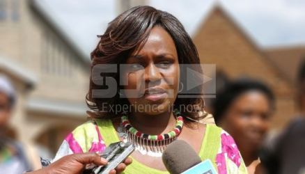 Women Representative Priscilla Nyokabi Sh2,000 donation shocks church