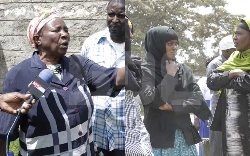 Wrangle: Woman's Christian kin, Muslim friends differ over burial rites
