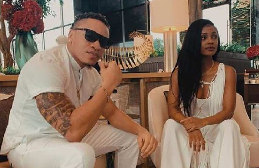 You are my favorite couple - Sepetu tells Rotimi, Mdee in sweet birthday post