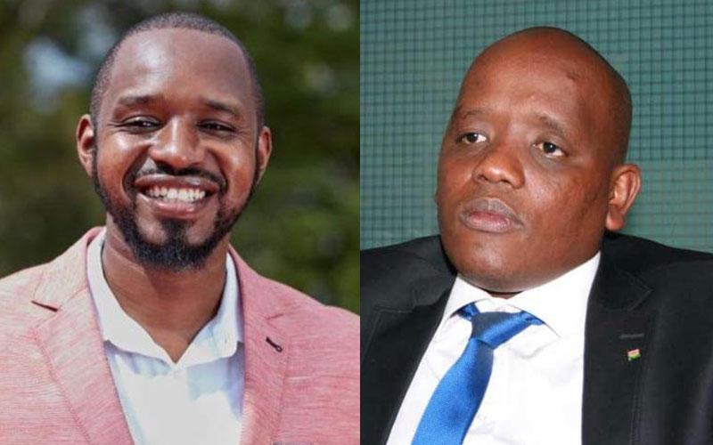 You're pretending to be good after getting fired- Boniface Mwangi to Itumbi