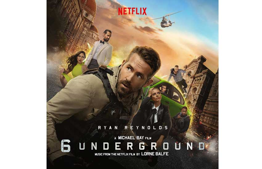 6 underground movie review: It's a Bay film, just have fun
