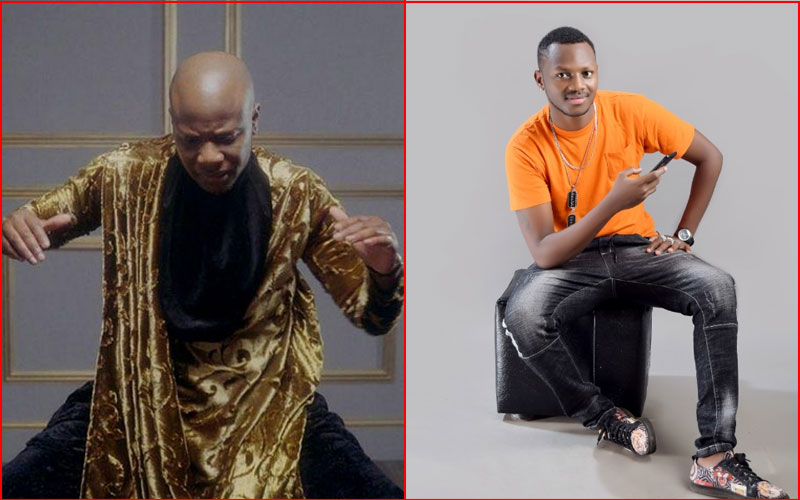 Congo's Nebka Elijah to drop debut album, Q-rias campaigns for Danpuka music genre