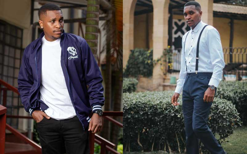 Lenana Kariba speaks on his musical brothers Bamzigi and Kid Kora, dating