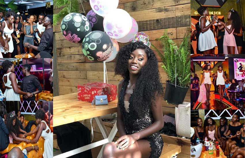 PHOTOS: How Rue's birthday party went down