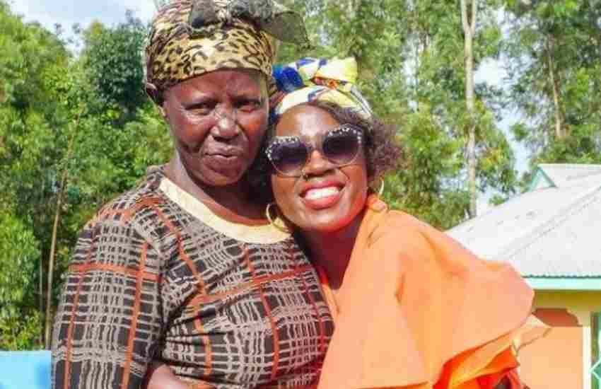 Akothee showers mother-in-law with praise in heartfelt note