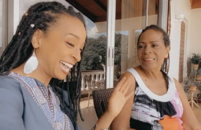 Alaine's mother Myrna Laughton tells it all in rare interview