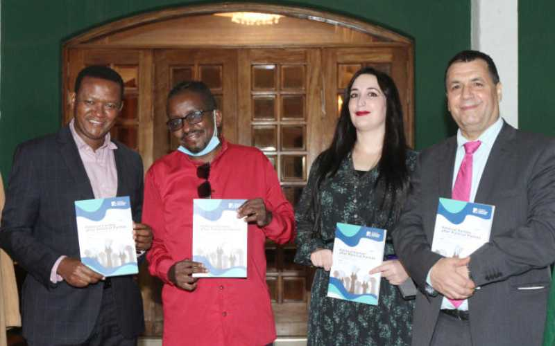 Alfred Mutua calls out cultural imperialism during book launch