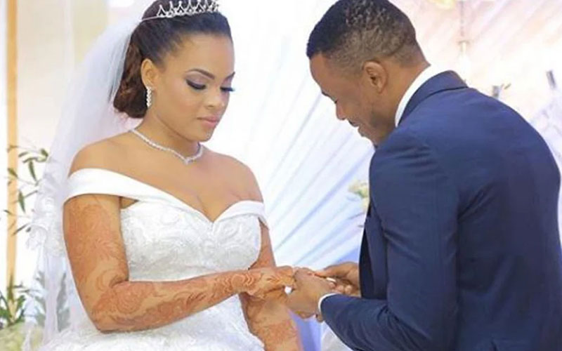 Ali Kiba admits getting touchy with video vixens bothers his wife