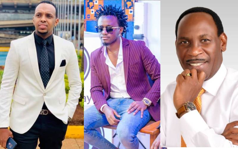 Ali Nur offers to pay Bahati Sh200,000 after Ezekiel Mutua ended his partnership with the KFCB