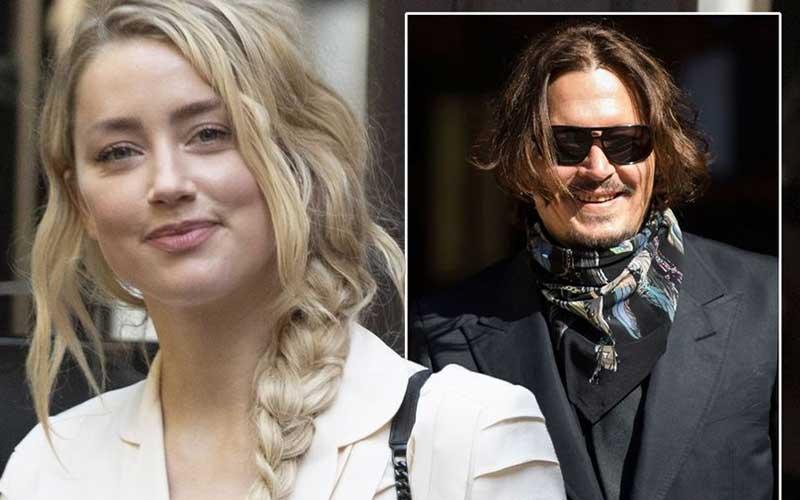 Amber Heard claims Johnny Depp said he'd sleep with her corpse