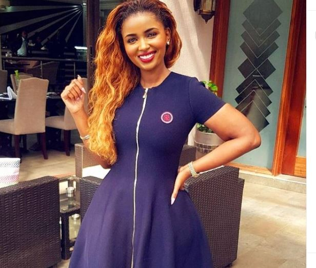 Anerlisa Muigai's reveals biggest fear after giving birth
