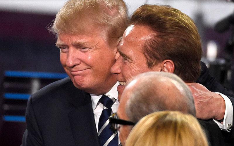 Arnold Schwarzenegger calls Trump 'worst president ever' in powerful statement