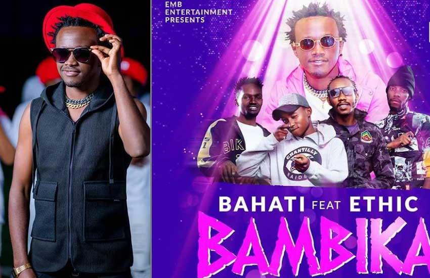 Bambika: Kenyans react to Bahati's song with Ethic Entertainment