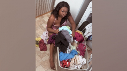 Banange, to wash or not to wash hubby's underwear?