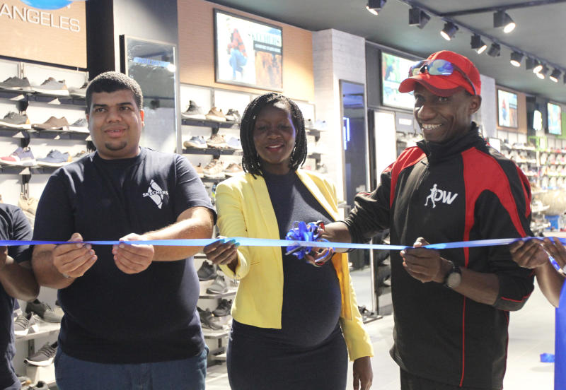 Skechers Store Launch