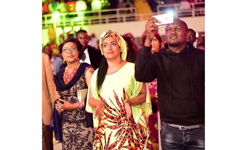 Nairobi Woman Representative, Esther Passaris, at
