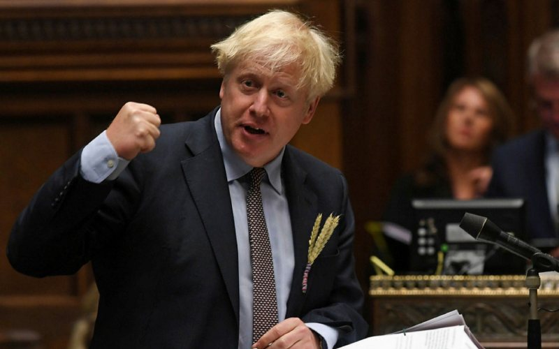 Boris Johnson appalled by racist comments directed at English players
