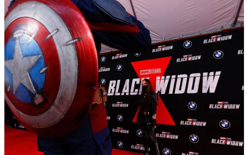 Box Office: Marvel's 'Black Widow' debuts with dazzling Sh8.6billion in theaters