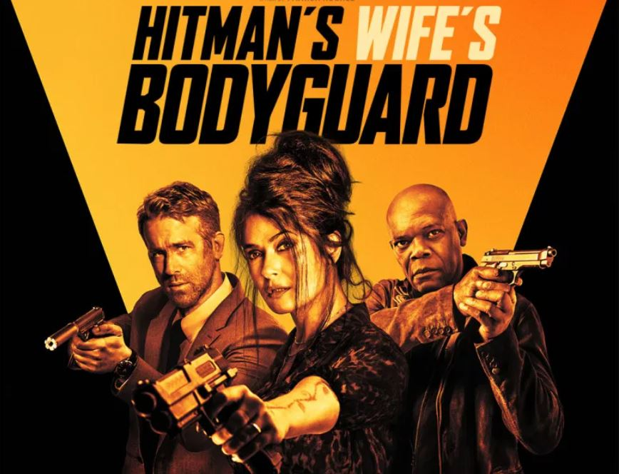 Box Office: 'The Hitman's Wife's Bodyguard' takes top spot from 'A Quiet Place 2'