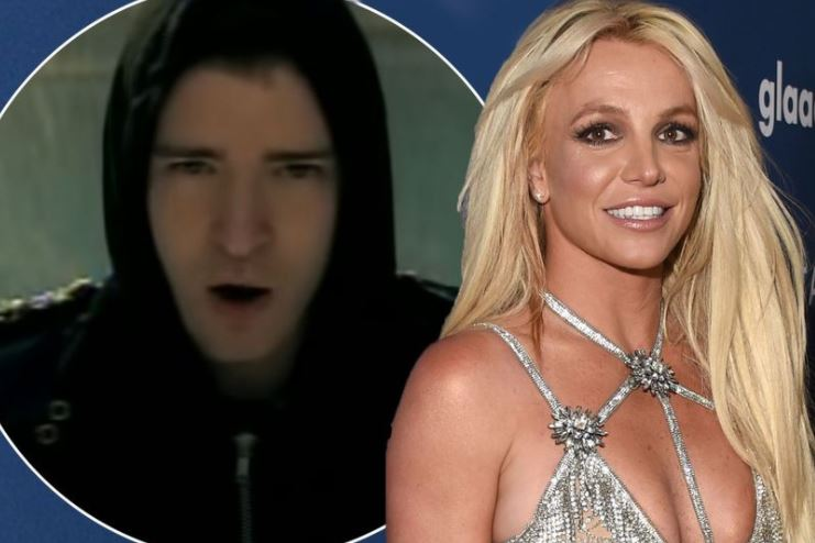Britney Spears 'doesn't hold grudge' against Justin Timberlake after Cry Me A River