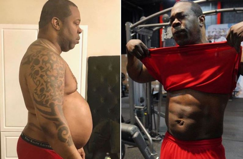 Busta Rhymes shows incredible weight loss and says he's in 'best shape of his life'