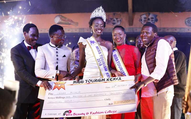 Miss Tourism Kenya 2018,Safari Park Hotel