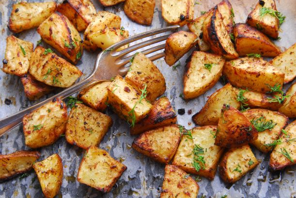 Chef shares trick to make 'perfectly crispy' roast potatoes in just 20 minutes