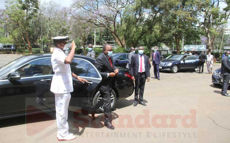 Covid-19 crisis: President Uhuru considers another lockdown