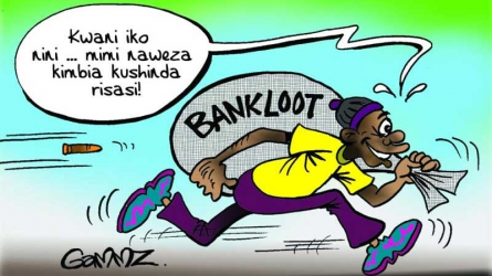Crooks, here is how to rob a bank