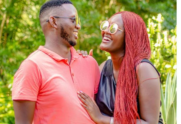 Daddie Marto, wife Christine expecting their second child